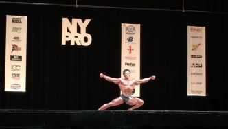 Breon Ansley - 1st Place Classic Physique 2017 NY Pro
