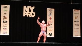 Ronny Rockel - 1st Place 212 Bodybuilding 2017 NY Pro