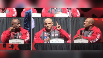 2017 Olympia Press Conference Highlights: Phil, Dexter, & Ramy!