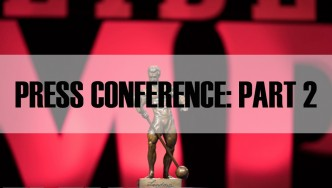 2017 Olympia Press Conference: Part 2