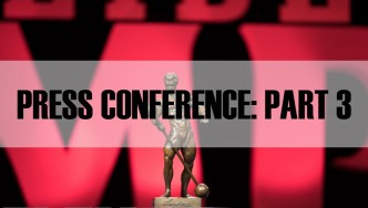 2017 Olympia Press Conference: Part 3