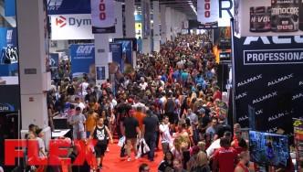 Around the 2017 Olympia Expo: Friday