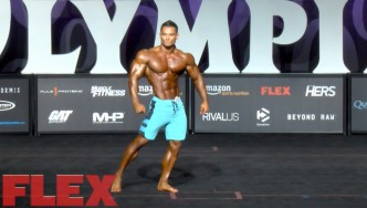 2017 Men's Physique Olympia Champion, Jeremy Buendia