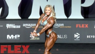 2017 Women's Physique Olympia Highlights