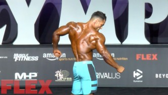 2017 Men's Physique Olympia Highlights
