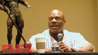 2017 Olympia Superstar Seminar: 7X Mr Olympia Phil Heath