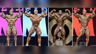 2017 Mr. Olympia Preview, Episode 3