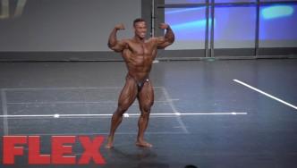 2017 IFBB Toronto Pro: 212 Bodybuilding, Benjamin Parra 5th Place