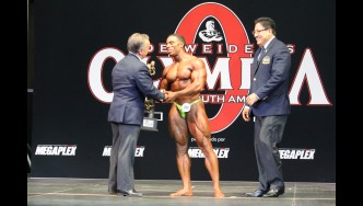 Bodybuilding - 2017 Olympia Amateur South America