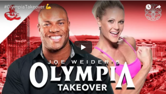 The Seven Bucks 2017 Olympia Takeover!