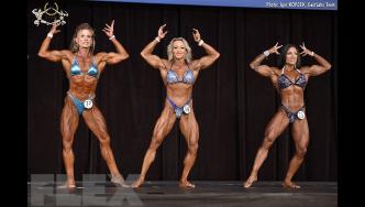 Women's Physique Comparisons - 2017 Ostrava Pro