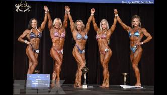 Women's Physique Awards - 2017 Ostrava Pro
