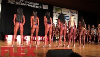 2017 IFBB Pittsburgh Pro Bikini Finals