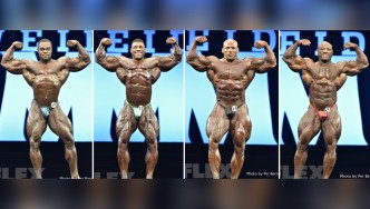 2017 Mr. Olympia Preview, Episode 2
