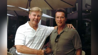 A Tribute to My Great Friend, Arnold Schwarzenegger