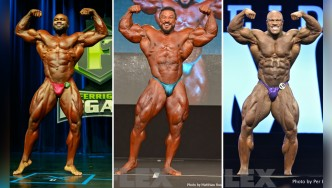 2017 Mr. Olympia Preview, Episode 5