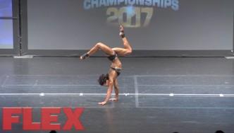 2017 IFBB Toronto Pro: Fitness, Jodi Boam 3rd Place