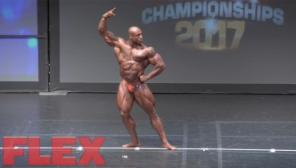2017 IFBB Toronto Pro: Open Bodybuilding, Jeff Beckham 3rd Place
