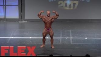2017 IFBB Toronto Pro: Open Bodybuilding, Jon Delarosa 2nd Place