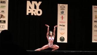 Shanique Grant - 1st Place Women's Physique 2017 NY Pro