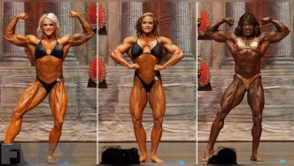 Women's Bodybuilding - 2017 IFBB Lenda Murray Pro