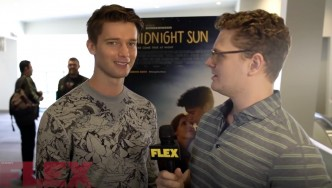 FLEX Exclusive Interview with Patrick Schwarzenegger at the 2018 Arnold Sports Festival