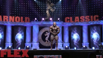 The Routine of 2018 Arnold 212 Runner Up, Charles Dixon