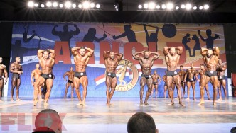2018 Arnold Classic Physique Call Outs, Part 2