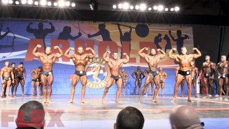 2018 Arnold Classic Physique Call Outs, Part 3