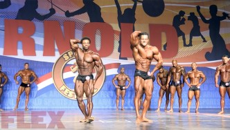2018 Arnold Classic Physique Call Outs, Part 4