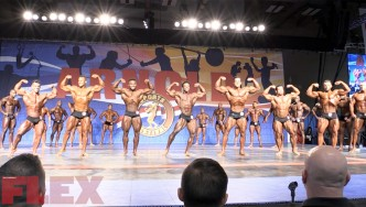 2018 Arnold Classic Physique Call Outs, Part 1