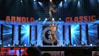 The Routine of 2018 Arnold Classic Physique 4th Place Finisher, Danny Hester