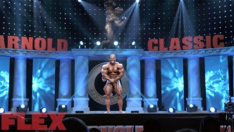 The Routine of 2018 Arnold 212 4th Place Finisher, David Henry