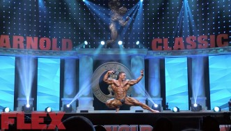 The Winning Routine of 2018 Arnold 212 Champ, Kamal Elgargni