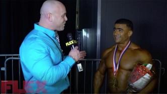 2018 Arnold Classic 212 Champ, Kamal Elgargni