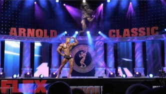 The Routine of 2018 Arnold Classic Physique 5th Place Finisher, Kevin Ford