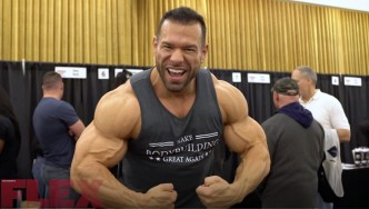 2018 Arnold Classic: Meet & Greet with the Pros