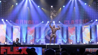 The Routine of 2018 Arnold Classic Runner Up, Dexter Jackson