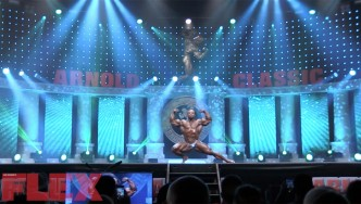 The Winning Routine of 2018 Arnold Classic Champion, William Bonac