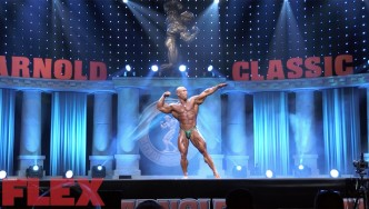 The Routine of 2018 Arnold 212 3rd Place Finisher, Samir Troudi
