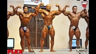 2013 Amateur Olympia - Finals