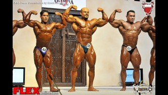 2013 Amateur Olympia - Finals