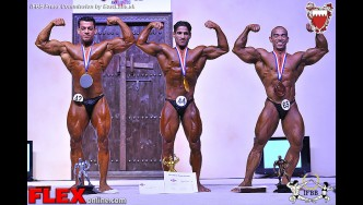 2013 Amateur Olympia - Up to 70kg