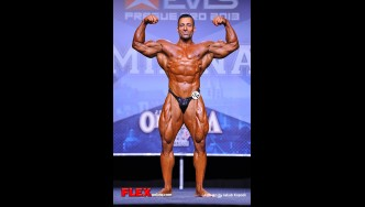 Ahmad Ahmad - Men's 212 - 2013 EVL's Prague