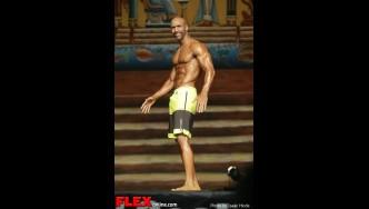 Derrick Wade - IFBB Europa Supershow Dallas 2013 - Physique