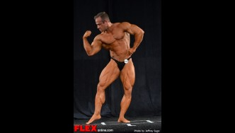 Jim Everton - Men's 35+ Light Heavyweight - 2012 North Americans