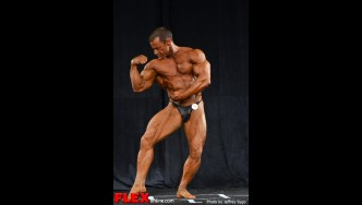 Robert Farrow - Men's 35+ Light Heavyweight - North Americans