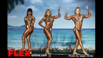 Awards - Women's Physique - IFBB Valenti Gold Cup