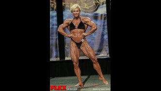 Sherry Smith - Women's Bodybuilding - 2013 Chicago Pro