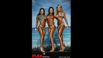 Awards - Bikini - IFBB Valenti Gold Cup